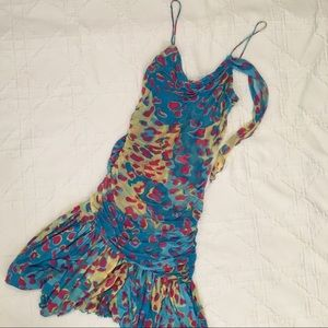 📚Diane von Furstenburg Silk Louie Dress